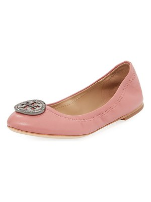 Tory Burch Liana Embellished Ballet Flat
