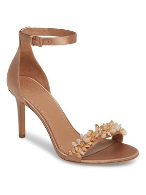 TORY BURCH Logan Crystal Embellished Sandal