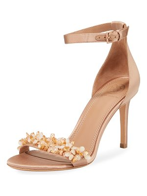 TORY BURCH Logan Embellished 85mm Sandal