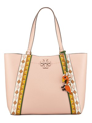 Tory Burch McGraw Patchwork Carryall Tote Bag