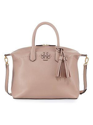 TORY BURCH Mcgraw Slouchy Satchel Bag