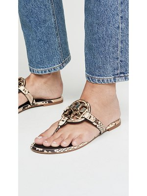 Tory Burch metal miller sandals