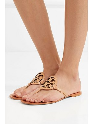 Tory Burch miller logo-embellished leather sandals