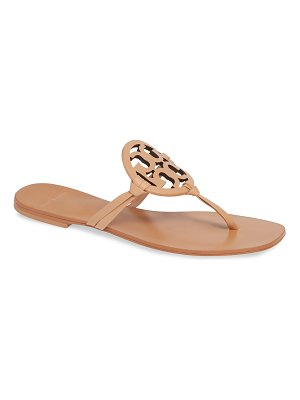 Tory Burch miller square toe thong sandal