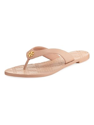 Tory Burch Monroe Flat Thong Sandals