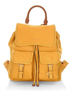 Tory Burch perry nylon flap backpack