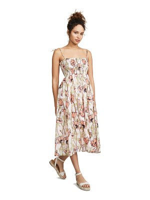 Tory Burch printed beach dress