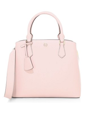 Tory Burch robinson leather satchel