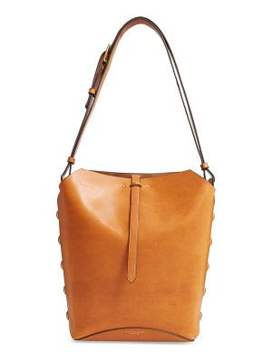 Tory Burch rowan leather bucket bag