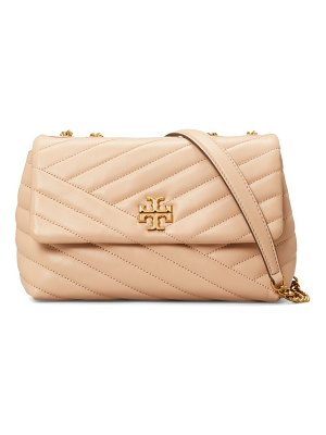 Tory Burch small kira chevron leather shoulder bag