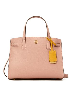 Tory Burch small walker leather satchel