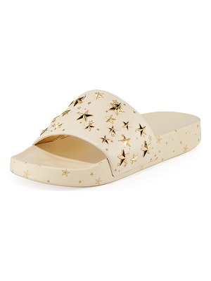 Tory Burch Star Pool Slide Sandals
