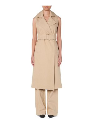 TRAVE chelsea trench vest
