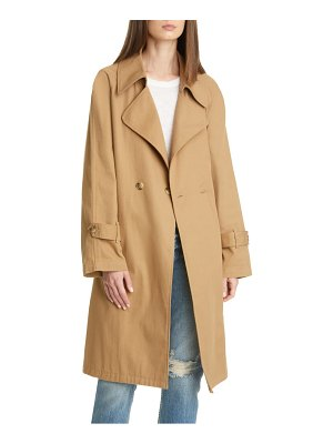 TRAVE nicolette belted trench coat