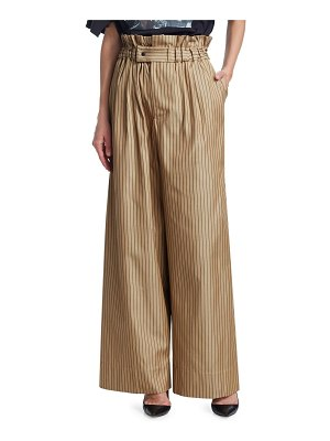 TRE by Natalie Ratabesi louise pinstriped wide leg pants