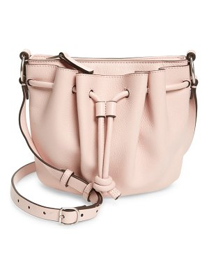 Treasure & Bond delaney leather crossbody bag