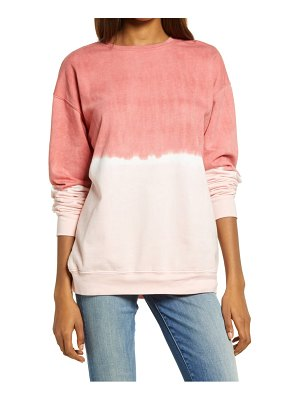 Treasure & Bond dip dye sweatshirt