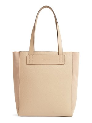 Treasure & Bond findley leather tote