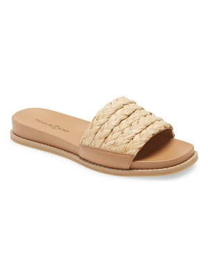 Treasure & Bond georgia slide sandal