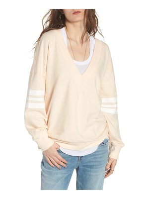 TREASURE & BOND Sport V-Neck Sweatshirt