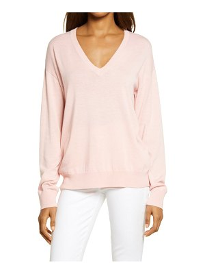 Treasure & Bond v-neck sweater