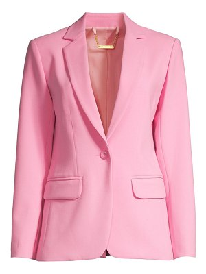 Trina Turk the tourist classic one-button blazer