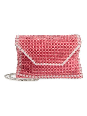 Trouve beaded clutch