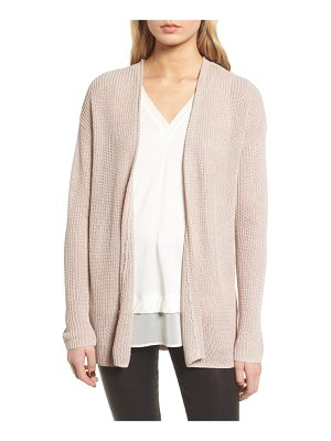 TROUVE Twist Back Cardigan