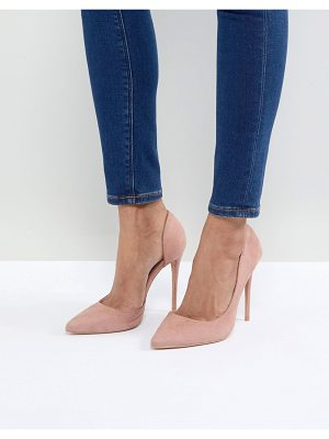 TRUE DECADENCE Pointed Court Shoe