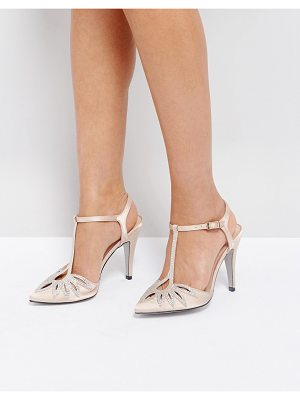TRUE DECADENCE T-Bar Heeled Shoes