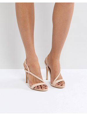 TRUFFLE COLLECTION Asymmetric Sandal