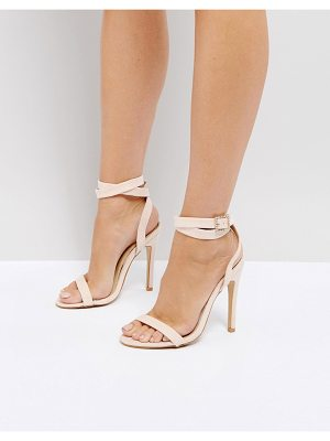 Truffle Collection barely there sandals
