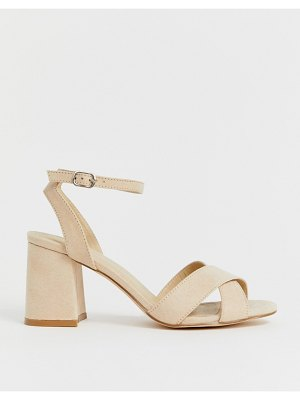 Truffle Collection block heel sandals