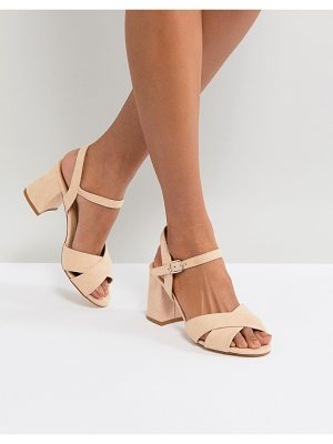 Truffle Collection Block Heel Sandal