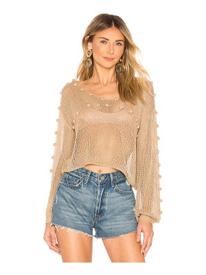 Tularosa beachwood sweater