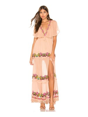 Tularosa coraline embroidered dress