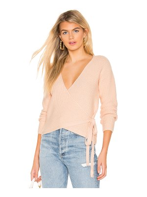 Tularosa Destiny Wrap Sweater