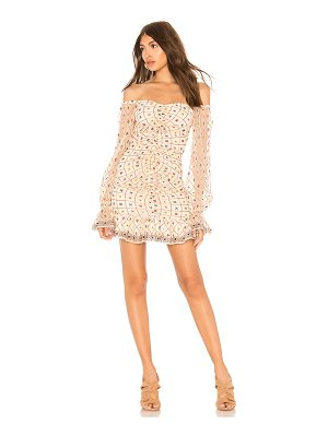 Tularosa Kassandra Embroidered Dress