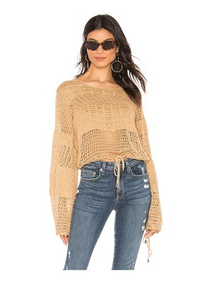 Tularosa willow pullover