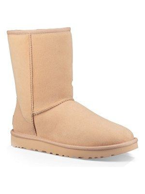 Ugg 'classic ii' genuine shearling lined short boot