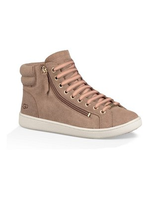 Ugg olive high top sneaker