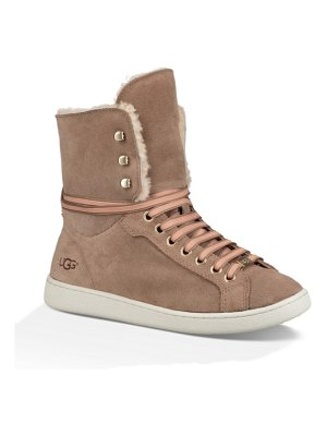 Ugg ugg starlyn genuine shearling lined boot