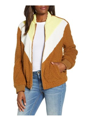 Ugg ugg annalise faux shearling teddy jacket