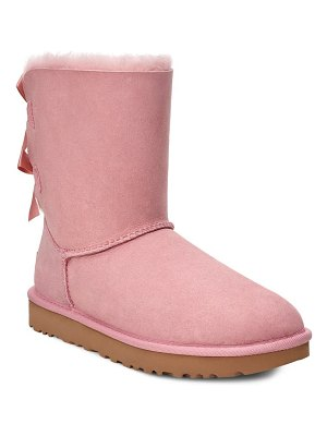 Ugg ugg bailey bow ii genuine shearling boot