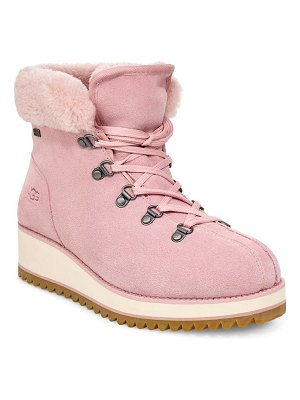 Ugg ugg birch genuine shearling waterproof winter boot