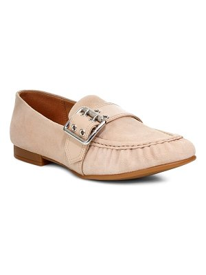 Ugg ugg buckle loafer