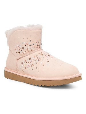 Ugg ugg classic galaxy bling mini bootie