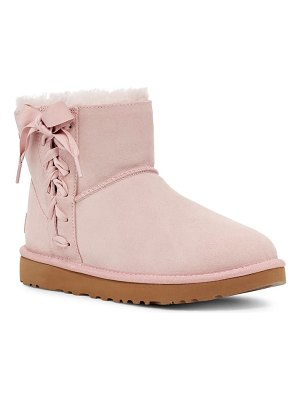 Ugg ugg classic lace-up mini boot