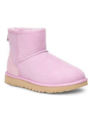 Ugg ugg classic mini ii genuine shearling lined boot