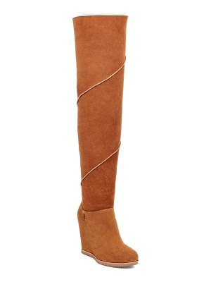 Ugg ugg classic mondri over the knee wedge boot